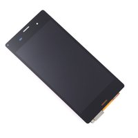 Wholesale For Sony Xperia Z1 Z2 Z3 Z1 Compact Z3 Mini LCD touch screen display digitizer Assembly with High quality AAA