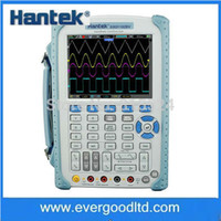 Wholesale Hantek DSO1102BV MHz GS s CH PC USB Oscilloscope Scopemeter G SD Flash Multimeter in1 Hi resolution