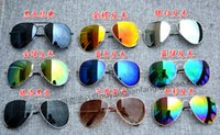 Wholesale New Arrival sunglasse fashion sunglasses mix color for men and women sunglasses good sales well collection