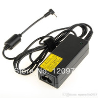 Wholesale ASDOMO New Ac Laptop Adapter for ASUS Eee PC Netbook Mini V A Power Charger Supply F0754 W0