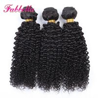 afro weave styles - Brazilian Human Hair Afro Kinky Curly Expression Hair Extension on Sale Remy Hair Weave G Bundle Durable Fashion Hair Style A
