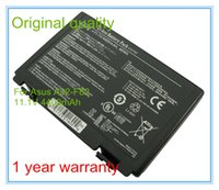 Wholesale V mAh Original Laptop Battery A32 F82 For F82 F83S K40 K40E K6C11 F52 K50 K50IJ K51 K60 K61 K70 P50 X70