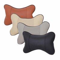 Wholesale 28CM Four Seasons General Danni Pi Car Headrest Neck Protection Pillow Bone Pillow Car Auto Supplies Piece
