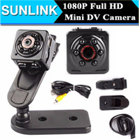 Wholesale Mini Camcorders Full HD P P MP Smallest Sport DV Video Recorder Camera Cam DVR w Motion Detection LED Night Vision