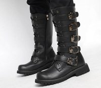 Mens Thigh High Leather Boots Online Wholesale Distributors, Mens ...