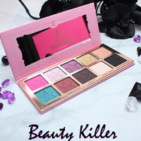 arrival star - New arrival Five Star Beauty Killer Eyeshadow Palette Colors Eye Shadow Makeup Cosmetics Highlight