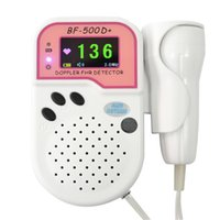 Wholesale Brand New CE Fetal Doppler MHz with LCD TFT Display Fetal Monitor BF D T