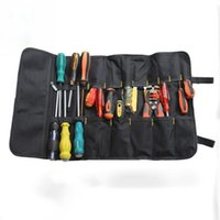 bag handle repairs - Oxford Canvas Chisel Roll Rolling Repairing Tool Utility Bag Multifunctional With Carrying Handles