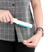 abs clothes - Washable Sticky Lint Roller Reusable Hair Dust Remover Clothes Foldaway Portable Size for Travel