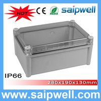 Wholesale New Hot Sale Saipwell High quality DS AT waterproof plastic enclosure ip66 mm