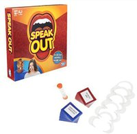 cards against humanity - Speak Out Game Best Selling Board Game Cards against for humanity Interesting Party Game Pie Face Of with good quality