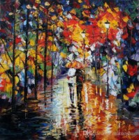 Cheap Fine Art Print Reproduction High Quality Giclee Print on Canvas Home Decor Landscape Painting DH176