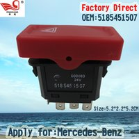 alarms mercedes benz - Factory Direct Auto Warning Alarm Switch for Mercedes Benz Heavy Truck