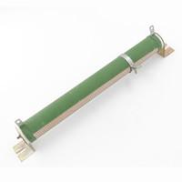 400W Tubo ajustable de resistencia de 400W ajustable de tubo de cerámica Resistencia 20K ohmios a 100 K ohmios Resistencia personalizada
