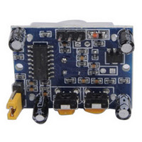 Wholesale New Hot Electronic Components HC SR501 Human Sensor Module Pyroelectric Infrared sensor for Arduino B00032