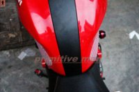 Wholesale For DUCATI MONSTER Tank Traction Pad Side Gas Knee Grip Protector M White Decals amp Stickers