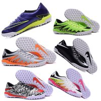 ball band shoes - 2016 new Elastico Superfly top of T5 luminous color grass nail broken street ball soccer shoes euro size with free shoe