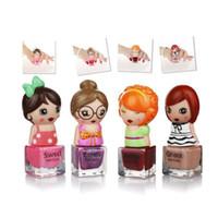 cheap new adorable magical doll nail polish nontoxic environmentally friendly 12 colors nail polish for girls buy environmentally friendly