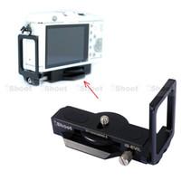 adjustable l bracket - Adjustable L Vertical Tripod Quick Release Plate Camera Holder Bracket Grip for Olympus PEN E PL7 E PL6 E PL5 E P5 E P3 E P1 EP2