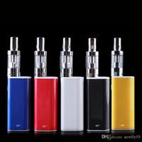 Cheap Authentic ECT eT30P box mod kits Electronic Cigarettes 2.5ml mini fog vaporizer fog mini vape pens 2200mah eT30P Mod