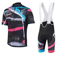 bicycle apparel women - Morvelo Xerocks Short Sleeve Bicycle Apparel Men Women Bike Clothing Cycle Sport Wear GEL Pad Mountain Bike Bib Pants