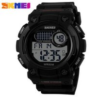 Wholesale China Factory Top Branded Cheap Waterproof Digital Sport For Men LED Electronics simple creative Student Children Kids Watches