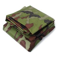 Wholesale New Arrival PU Coatin Dustproof Waterproof Camouflage Motorcycle Scooter Covering Outdoor UV Protection cm Cover Bike Free Ship
