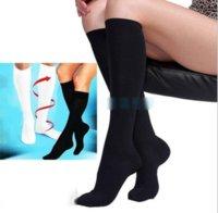 anti varicose stockings - nylon Miracle Compression Stocking Socks Anti Fatigue Copper Compression Socks Anti Varicose S M L XL Stockings