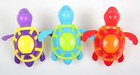 Wholesale New Arrivals Swimming Funny Turtle Turtles Pool Animal Toys For Baby Kids Bath Time Styles