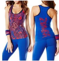 Wholesale 2016 cotton Yoga fitness sportswear female vest top Yoga vest Fashion vest Sports vest