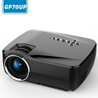android micro hdmi - GP70UP Micro Wireless Projector Lumens with Android OS Wifi Projector price