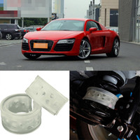 Wholesale 2pcs Super Power Rear Car Auto Shock Absorber Spring Bumper Power Cushion Buffer Special For Audi R8