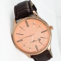 Wholesale Roles Watches men Luxury brands Leather strap Sports gold role x watch Fashion Business clock Men Relogio Masculino marque