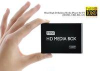 avi mmc card - Hot Full HD P Car Media Player HDMI AV output SD MMC Card reader USB Host Free Car adapter