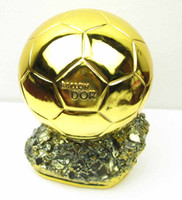 award cup - football Resin World Cup Trophy Model RESIN best player awards golden soccer trophy