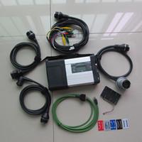 Precio de Herramientas de disco duro-2.016,09 última versión estrella del MB SD C5 Compacto 5 WiFi con HDD SD conecta para el Benz de múltiples idiomas de diagnóstico-herramienta libre de DHL