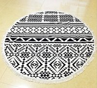 bath mat selling - 2016 Best Selling Types Microfiber Round Beach Towel Sarongs cm Yoga Mat Geometric Printed Bath Wraps Towel Summer Style