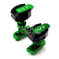Wholesale Motorcycle accessories CNC motorcycle Engine Cover Frame Sliders Crash Protector For kawasaki Z800 Z z800