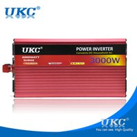 Wholesale UKC W KW V V Car Power inverter for freezers microwave ovens electric kettle electric drill cutting machine