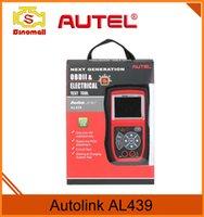 auto electrical repairs - Genuine AUTEL Autolink AL439 OBD II EOBD Scanner Tool OBD2 Electrical Test Auto Link AL Diagnostic Code Reader