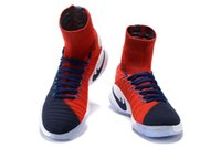 ankle cushion - 2016 Aug Goods Brand ankle boots Hyperdunk Flykint Elite mens running shoes flats sneaker football shoes basketball sports shoes