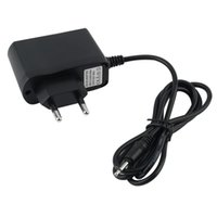 Wholesale Excellent AC Adapter AC V to DC V A Switching Power Supply Converter Adapter EU Plug Black
