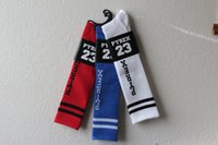 yellow towels - Pyrex Print Streetwear Homme Ribbed Knee Crew Socks Sports Casual Cotton Towel Football Soccer Unisex Multi Color