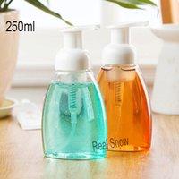 Wholesale PET cc BOTTLE good quality ml oz empty shampoo plastic bottle with lotion pump