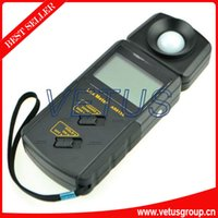 Wholesale AR813A handheld LUX meter with range lux