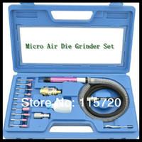air tool grinders - car beauty tool type repair tool high speed Micro air die grinder kit AIR TOOLS Grinder