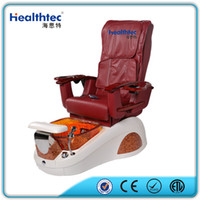 Wholesale 2016 hot sale ETL approved pedicure and manicure spa chair with shiatsu massage in back and viberating massage in seat
