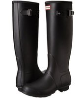 Wholesale HUNTER WMNS ORIGINAL TALL RAIN BOOTS NAVY NAVY WOMEN S SIZE AVAILABLE