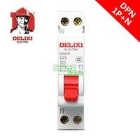 Wholesale A DPN P N KA Circuit Breaker DZ47P DELIXI MCB