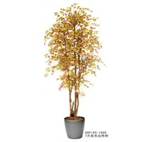 artificial cypress - Artificial Golden silver birch cypress